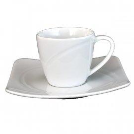 Filiżanka i spodek do espresso Geo 9/13 Lubiana