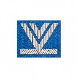 Oznaka WP Starszy Sierżant Sztabowy niebieski dystynkcja