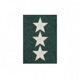 Oznaka WP Chorąży Sztabowy zielony dystynkcja