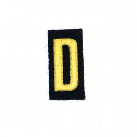 Oznaka WP dystynkcja Litera D MW