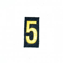 Oznaka WP dystynkcja Cyfra 5 MW
