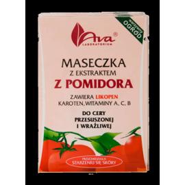 Maseczka z ekstraktem z pomidora Warzywny Ogród Ava ECO