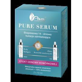 Kuracja odmładzająca - Efekt odnowy komórkowej Pure Serum Ava ECO