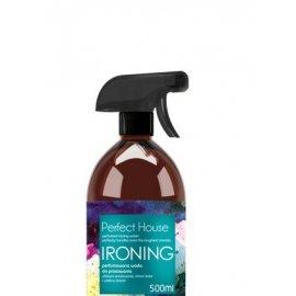 Perfumowana woda do prasowania IRONING Perfect House Barwa