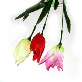 Gałązka tulipan 55cm Wielkanoc