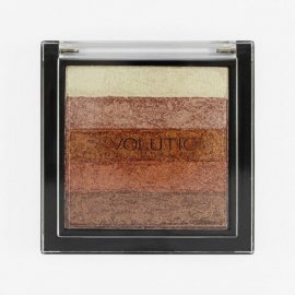 Bronzer Rozświetlacz Shimmer Brick Rose Gold Makeup Revolution