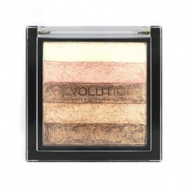 Bronzer Rozświetlacz Shimmer Brick Radiant Makeup Revolution