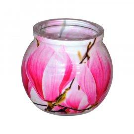 Świeca zapachowa w szkle Magnolia 85g Admit