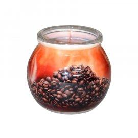 Świeca zapachowa w szkle Kawa 85g Admit