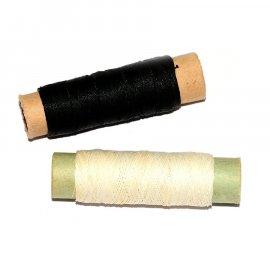 Nici 25m WP bawełniane czarne/białe
