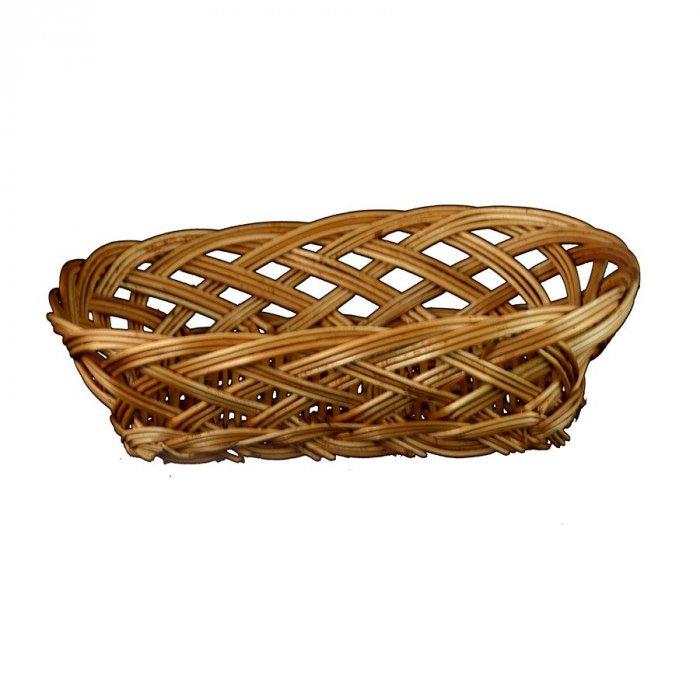 Tacka koszyk wiklinowy 20 x 15 cm