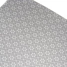Mata stołowa Ciemny szary PP 43,5 x 28 cm