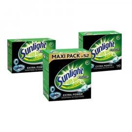 Tabletki do zmywarki ALL IN 1 EXPERT Sunlight 52 tab.
