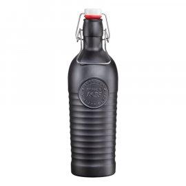 Butelka 1,2L Officina 1825 Antracyt Bormioli Rocco