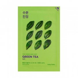 Maseczka Green Tea zielona herbata Holika Holika Pure Essence Mask Sheet