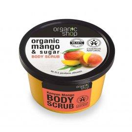 Peeling do ciała Organic shop Mango 250