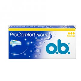 Tampony o.b. ProComfort Night Normal 16 szt. ob