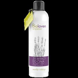 Żel myjący do ciała Biolaven organic Sylveco