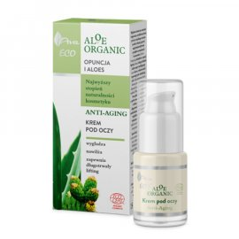 Anti-aging krem pod oczy Aloe Organic Ava