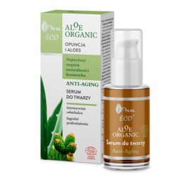 Anti-aging serum do twarzy Aloe Organic Ava