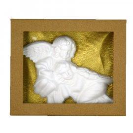 Figurka 2 Aniołki w ozdobnym pudełku