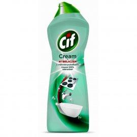 Cif Cream Mleczko do czyszczenia z mikrokryształkami z wybielaczem 1001
