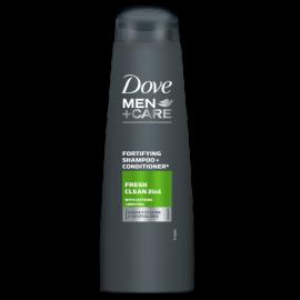 Szampon i Odżywka FRESH CLEAN 2w1 Dove Men+Care