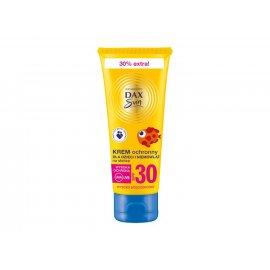Krem ochronny dla dzieci i niemowląt SPF30 DAX Sun
