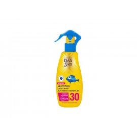 Mleczko spray ochronne dla dzieci i niemowląt SPF 30 DAX Sun