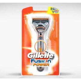 Fusion Power maszynka z wymiennymi wkładami Gillette