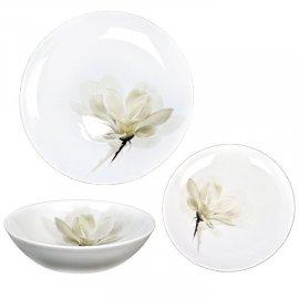 Serwis 6/18 Boss 6474 magnolia Lubiana obiadowy