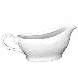 Sosjerka biała Rococo Ćmielów II porcelana