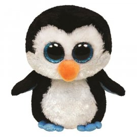 Maskotka 15 cm Pingwinek Waddles TY Pupilek