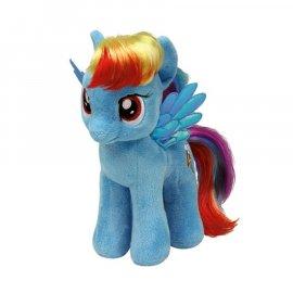 Maskotka 24 cm Rainbow Dash Little Pony TY Pupilek