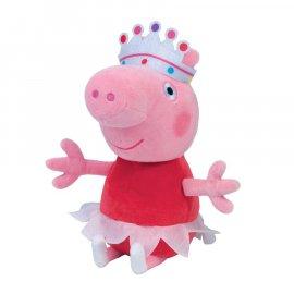 Maskotka 18 cm Ballerina Świnka Peppa Pig TY
