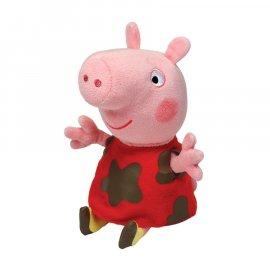 Maskotka 18 cm Świnka Peppa Pig TY