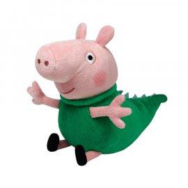 Maskotka 18 cm George Świnka Peppa Pig TY