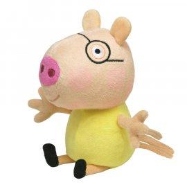 Maskotka 18 cm Pedro Pony Świnka Peppa Pig TY