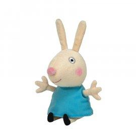 Maskotka 18 cm Rebecca Rabbit Świnka Peppa Pig TY