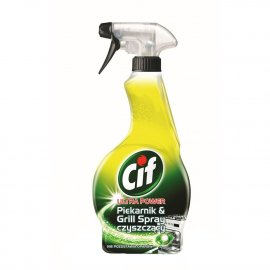 Cif Ultra Power Piekarnik & Grill Spray 500