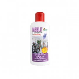 Balsam do mebli MEBLIT o zapachu lawendy 150 ml