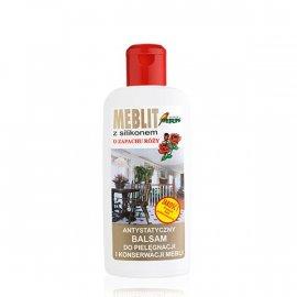 Balsam do mebli MEBLIT o zapachu róży 150 ml