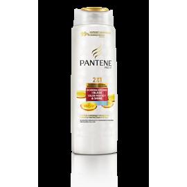 Pantene Pro-V Szampon z Odżywką 2w1 Ochrona Koloru i Blask