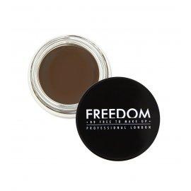 Freedom pomada do brwi Pro Brow Pomade Chocolate Makeup Revolution