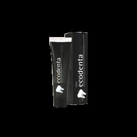 Wybielająca czarna PASTA do zębów na bazie Węgla Ecodenta