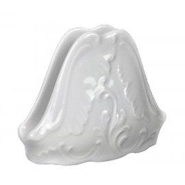 Serwetnik Rococo porcelana Ćmielów
