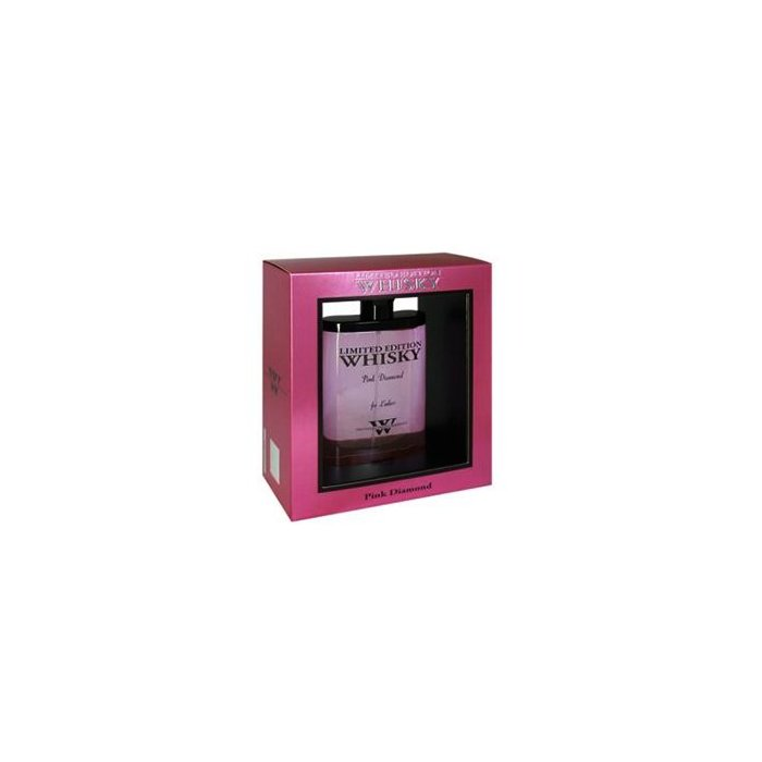 Whisky Pink Diamond 90ml Evaflor for ladies