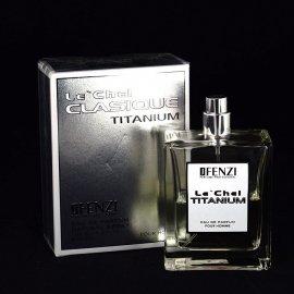 Le'Chel Titanium Men - zapach zbliżony do Chanel Egoiste Platinum