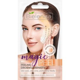 MAGIC PEEL Peeling drobnoziarnisty Bielenda
