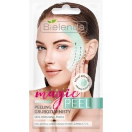 MAGIC PEEL Peeling gruboziarnisty Bielenda